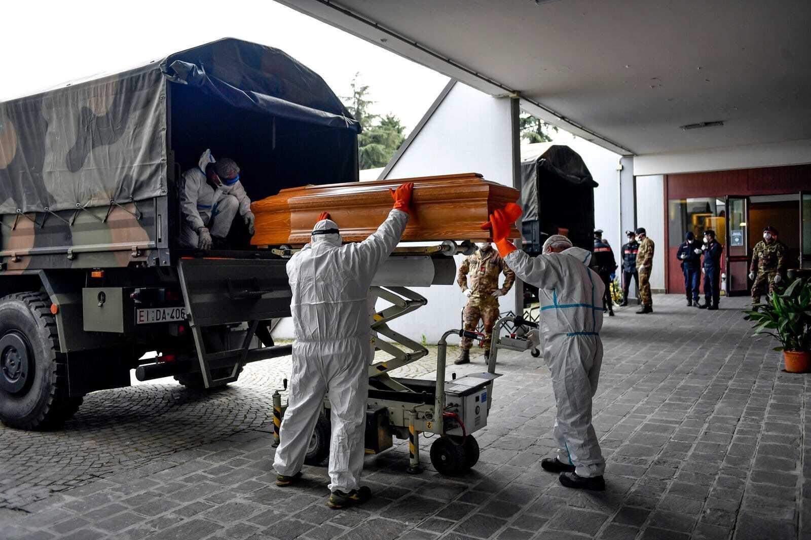 รวมวิธีจัดการศพในช่วงวิกฤตโควิด-19 จากทั่วโลก