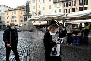 อิตาลีเล็งคลายล็อกดาวน์ต้นเดือนหน้า