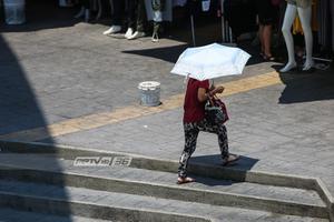 อุตุฯ เผย อากาศร้อนจัดอุณหภูมิสูงสุด 39 องศาฯ