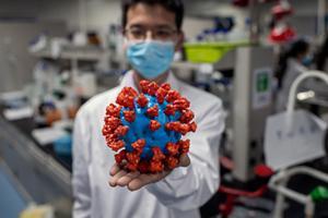 ม.สิงคโปร์ คาดการณ์ โควิด-19 หยุดระบาดทั่วโลกปลายปีนี้