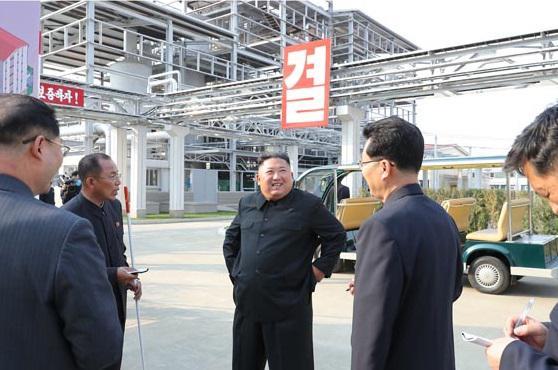เกาหลีเหนือ, คิม จองอึน, ผู้นำเกาหลีเหนือ, ข่าวต่างประเทศ
