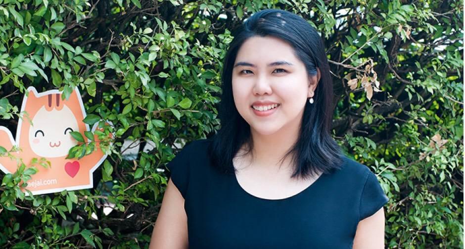เอด้า เทใจดอทคอม,เอด้า จิรไพศาลกุล กรรมการผู้จัดการเทใจดอทคอม ชุมชนการให้เพื่อสังคมไทย