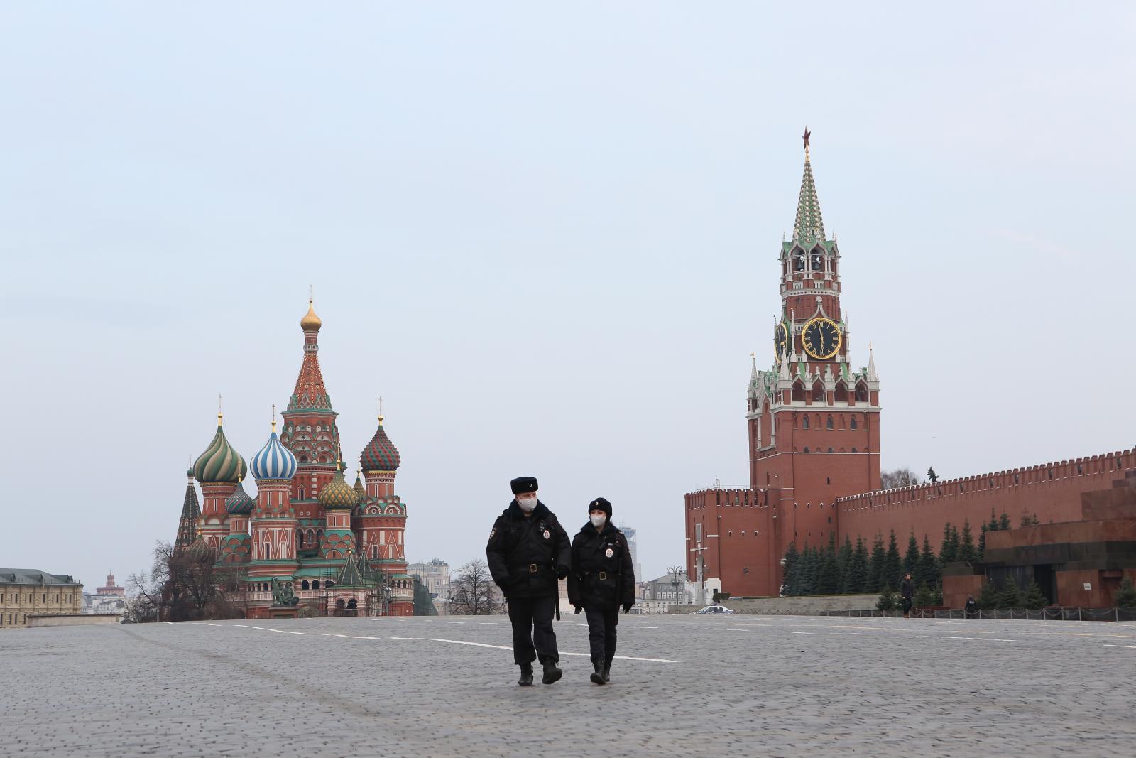 ไวรัสโคโรนา, โควิด-19, COVID-19, รัสเซีย, ข่าวต่างประเทศ