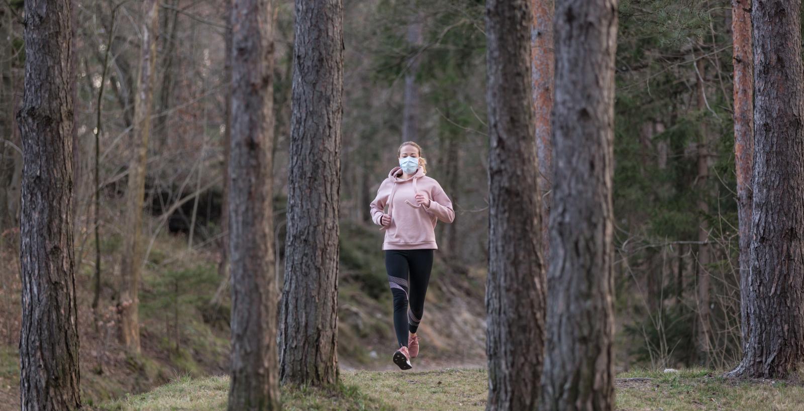 หน้ากากอนามัย , ออกกำลังกาย  , ประเทศจีน , วิ่ง  , เสียชีวิตกระทันหัน  , สวมหน้ากากอนามัยออกกำลังกาย  , COVID-19  , โควิด-19  , ไวรัสโคโรนา