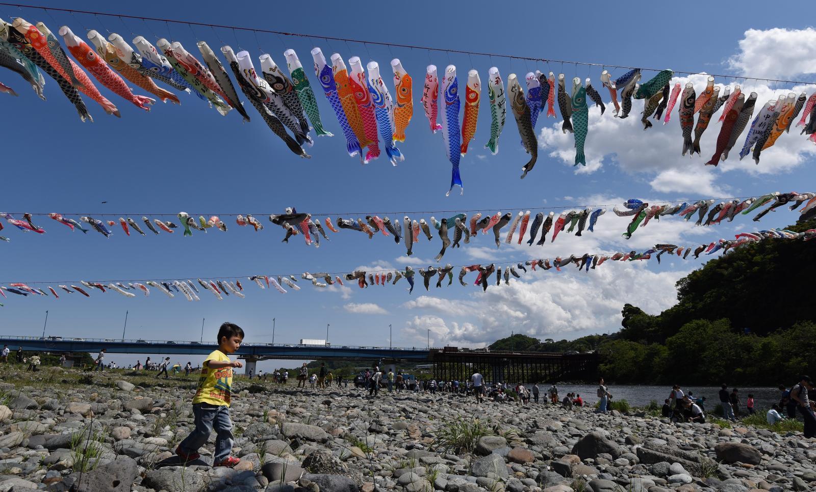 พิษโควิด-19 ญี่ปุ่นยกเลิกจัดเทศกาลเด็กผู้ชาย