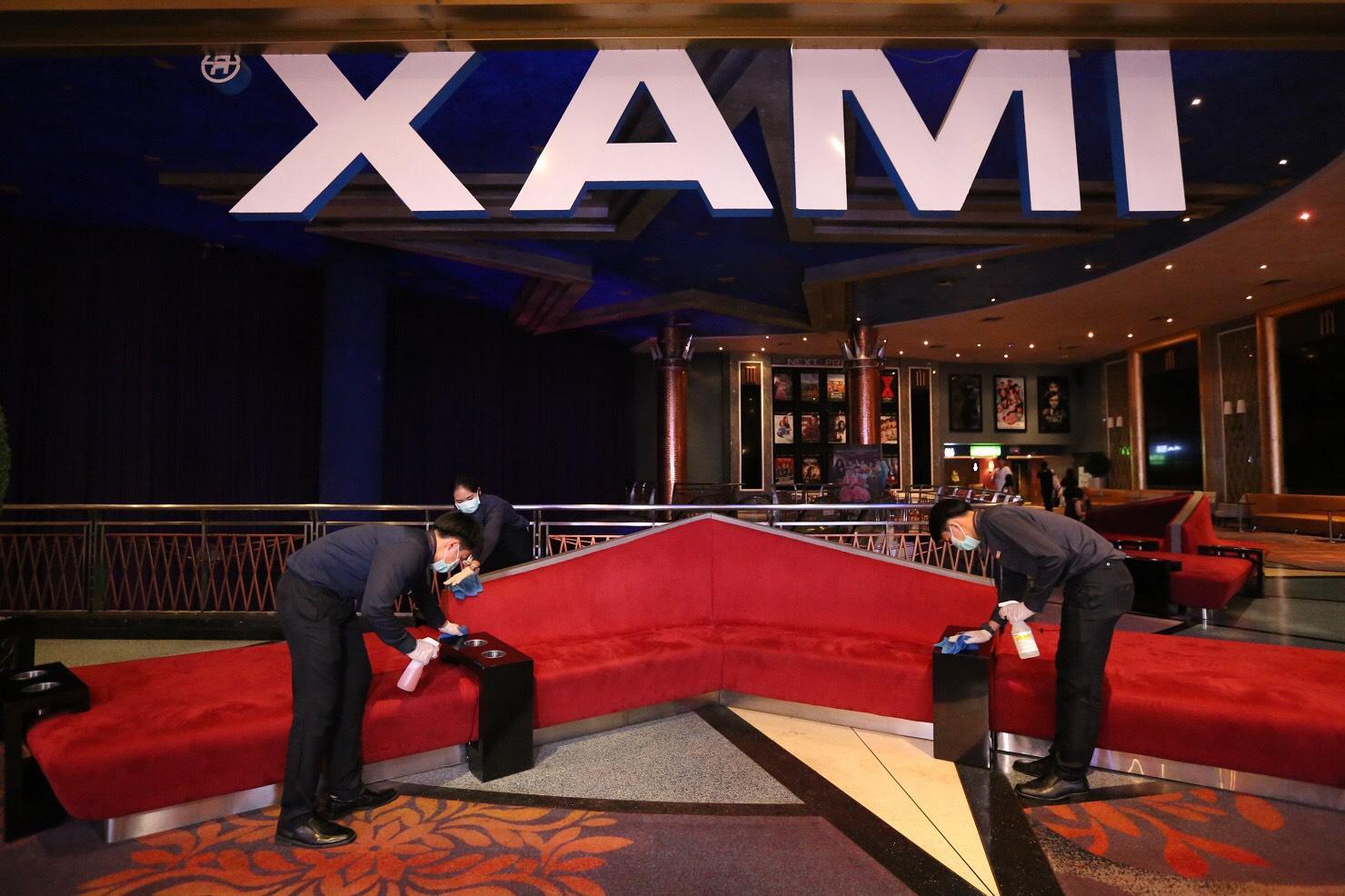 """""""เมเจอร์ ซีนีเพล็กซ์"""" คุมเข้มความสะอาดโรงหนัง สั่งบิ๊กคลีนนิ่งทุก 15 วัน แม้ปิดบริการ"""