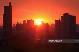 อุตุฯ เตือนชาวกรุงฯรับมืออากาศร้อน อุณหภูมิสูงสุด 39 องศาฯ