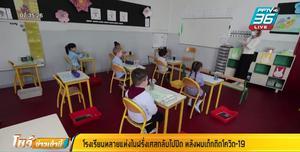โรงเรียนหลายแห่งในฝรั่งเศสกลับไปปิด หลังพบเด็กติดโควิด-19