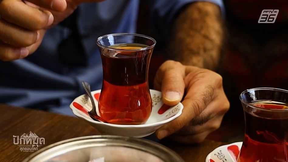 เที่ยวตุรกี,การเดินทางไปตุรกี ,ประเทศตุรกี ,ไร่ชา ,ชาตุรกี