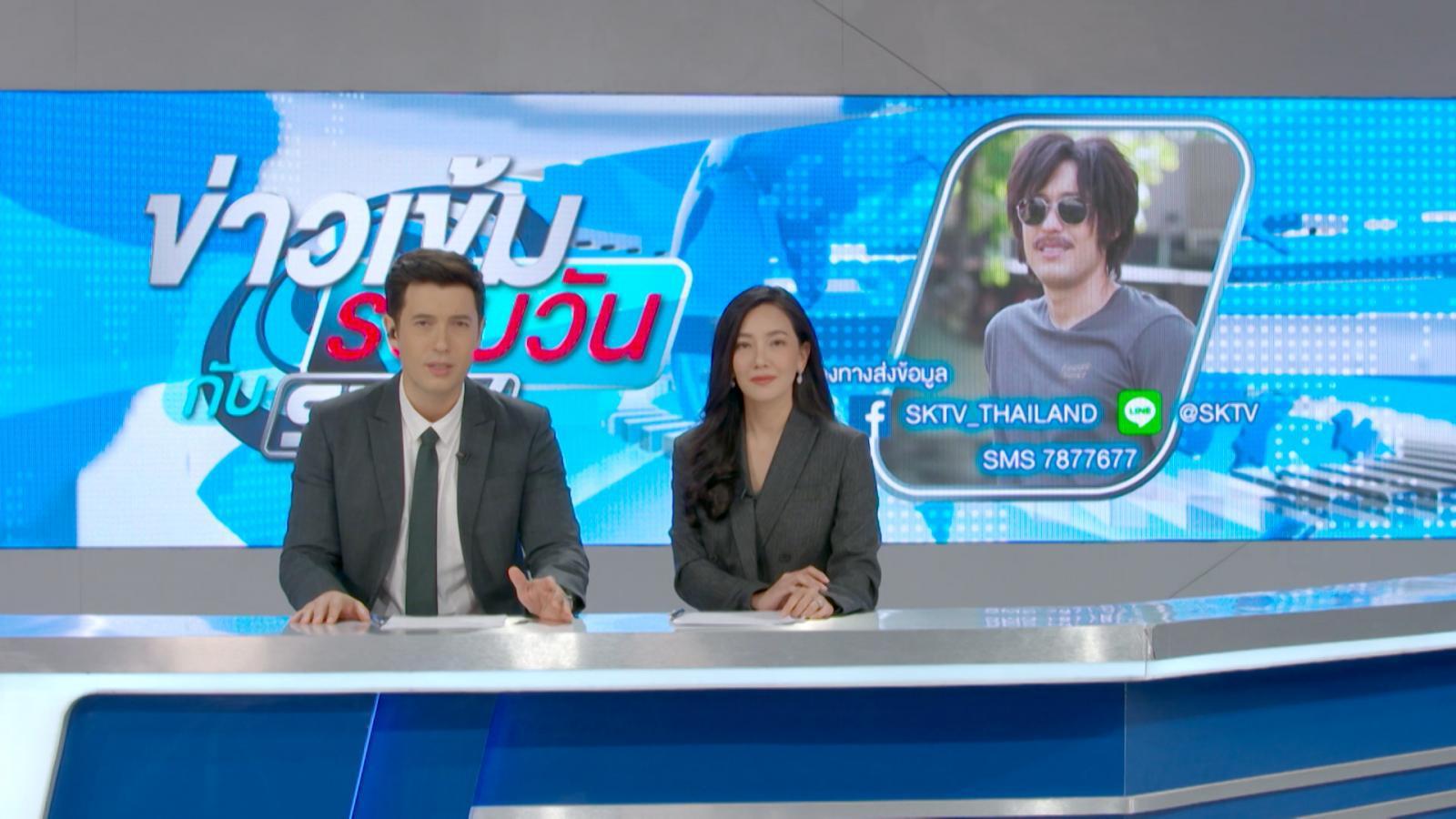 วุ่นรักนักข่าว EP.25 | ฟินสุด | ยิ่งปกปิด ยิ่งต้องแฉ | PPTV HD 36