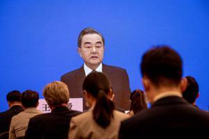 จีน เร่งผ่านกฎหมายความมั่นคงแห่งชาติในฮ่องกง  ขู่ต่างชาติห้ามแทรกแซง