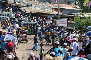 บังกลาเทศ กักโรฮิงญา 15,000 คน หลังติดโควิด-19 ในค่ายเกือบ 30 ราย