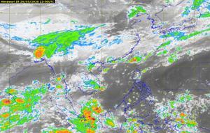 อุตุฯ เตือน อีสาน-ตะวันออก-ใต้ ฝนตกหนัก กทม.มีปริมาณฝน 40%