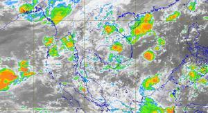 อุตุฯ เผย ไทยตอนบนฝนตกเพิ่มขึ้น กทม.มีปริมาณฝน 40%