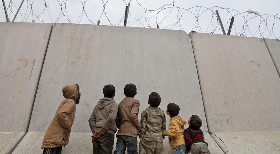 ชีวิตชาวซีเรียในค่ายผู้ลี้ภัย บนดินแดนตุรกี