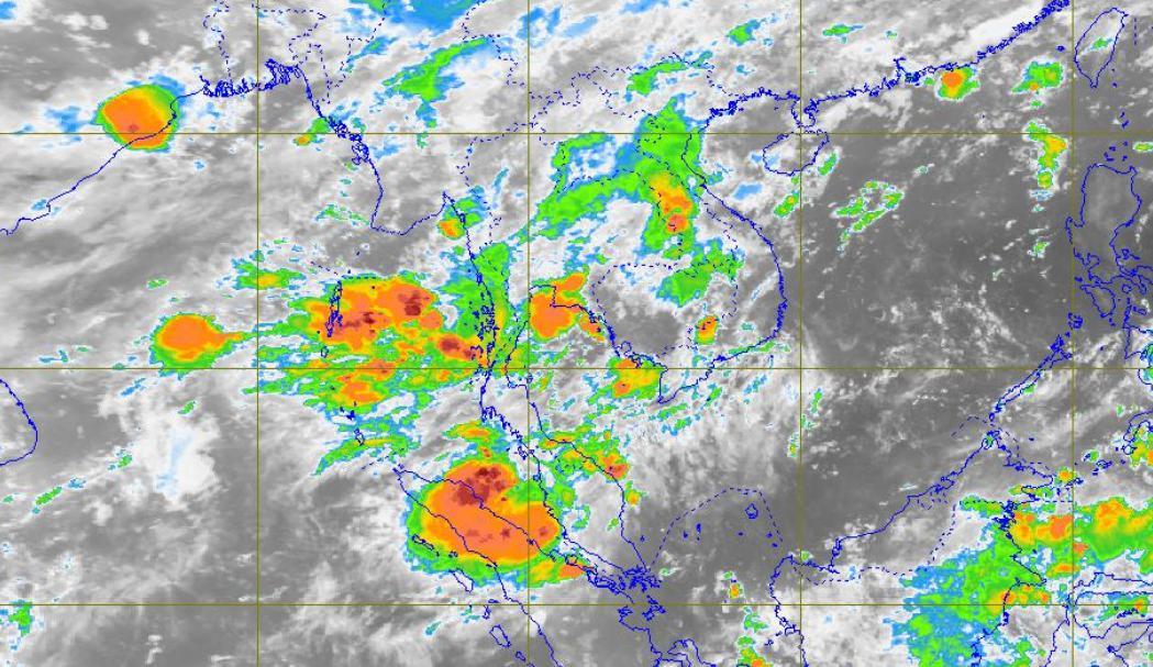 อุตุฯ เผย เกือบทั่วไทยฝนตก 60% เตือน เหนือระวังลมแรง - ลูกเห็บตก
