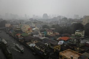 อุตุฯพยากรณ์อากาศ กทม.มีฝนฟ้าคะนอง ร้อยละ 30 ของพื้นที่