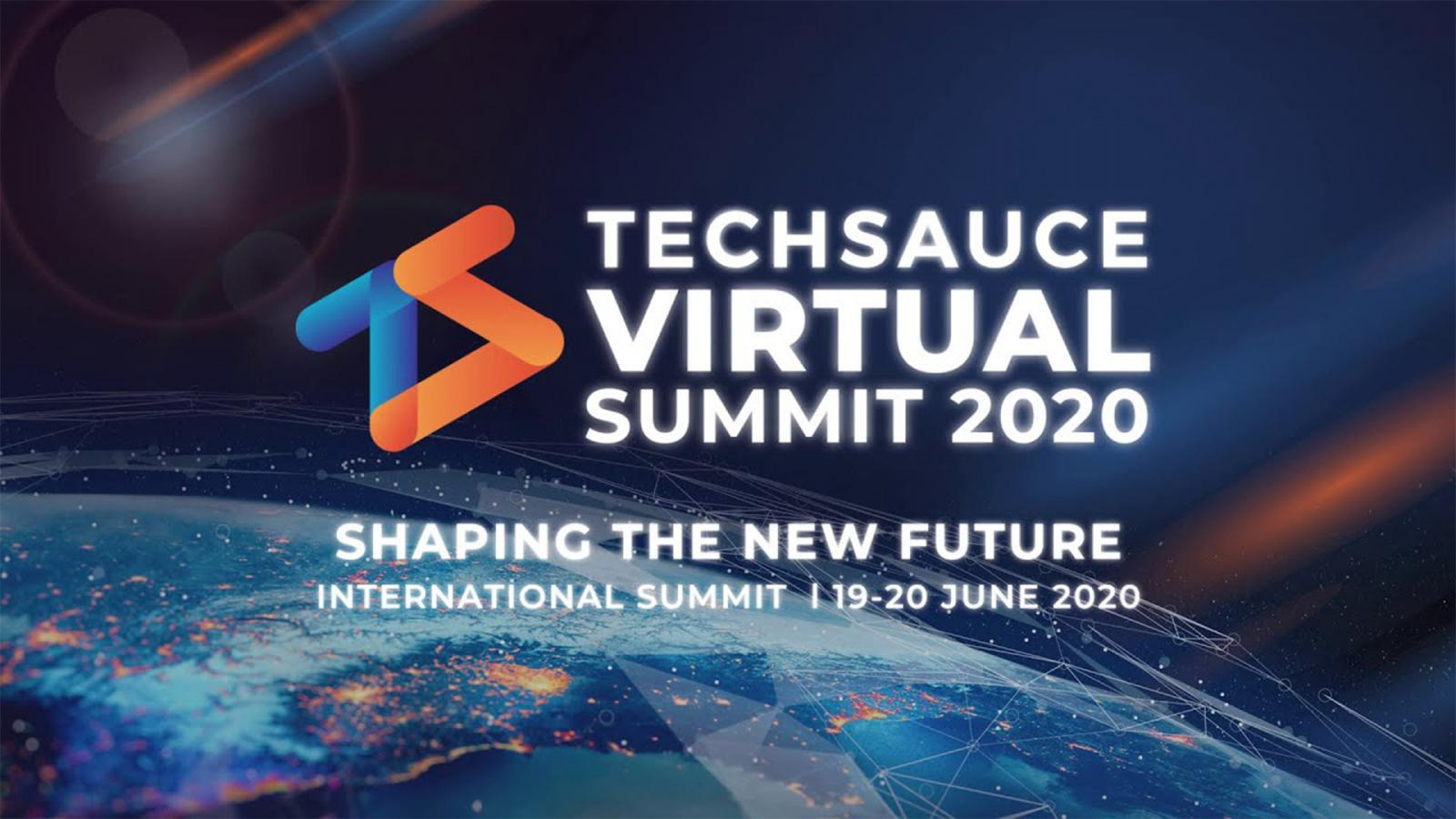 Techsauce Virtual Summit 2020