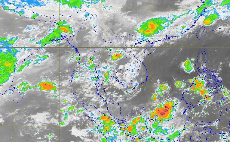 อุตุฯ เผย ฝนตกทั่วไทย กทม.มีปริมาณฝน 30%