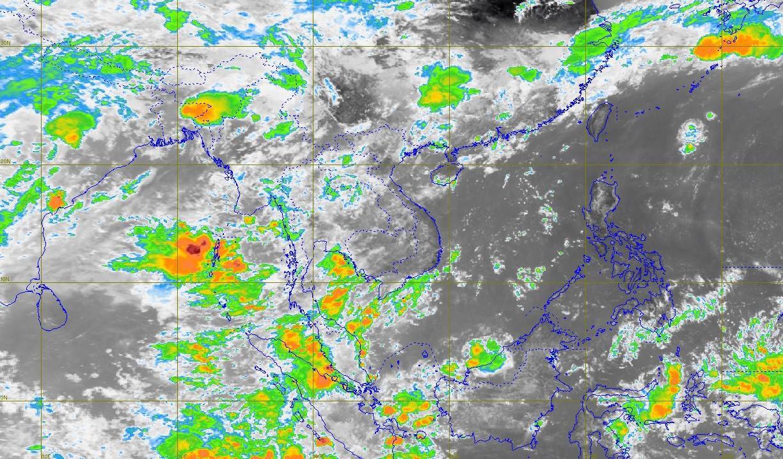 สภาพอากาศวันนี้ อุตุฯ เผย ฝนตกหนักทั่วไทย - กทม.มีปริมาณฝน 60%