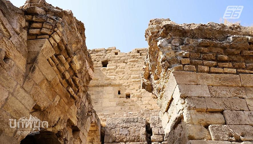 สำรวจอารยธรรม ใต้ซากปราสาทโบราณ Harran