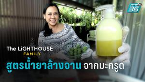 น้ำยาล้างจานมะกรูด สูตรทำเอง-ใช้เอง ปลอดภัย ประหยัด