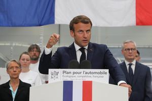 ปธน.ฝรั่งเศสยันไม่รื้อทำลายรูปปั้น-อนุสาวรีย์เหยียดผิว