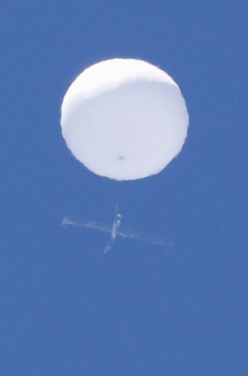 วัตถุลึกลับคล้ายบอลลูนปรากฏเหนือน่านฟ้าทางตอนเหนือของญี่ปุ่น