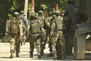 ผู้นำอินเดียย้ำใช้กำลังทหารปกป้องพรมแดนหากจำเป็น