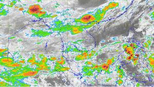 พยากรณ์อากาศวันนี้ เหนือ-ใต้ ฝนตกหนักบางแห่ง ด้าน กทม. มีเมฆมาก