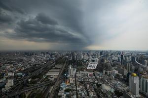 พยากรณ์อากาศวันนี้ อุตุฯ เตือน เหนือ-ตะวันออก-ใต้ ฝนตก60%
