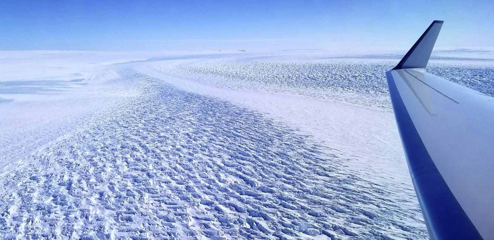 ขั้วโลกใต้ร้อนขึ้นเป็น 3 เท่าของค่าเฉลี่ยทั่วโลกในช่วง 30 ปีที่ผ่านมา
