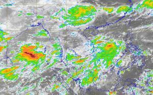 พยากรณ์อากาศวันนี้ อุตุฯ เตือน ไทยฝนตกหนักบางแห่ง ตะวันออก-ใต้ มีปริมาณฝน 60%