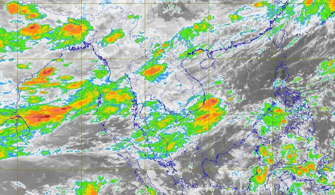 พยากรณ์อากาศวันนี้ อุตุฯ เตือน เกือบทั่วไทย ฝนตกหนัก – กทม. ปริมาณฝน 60%
