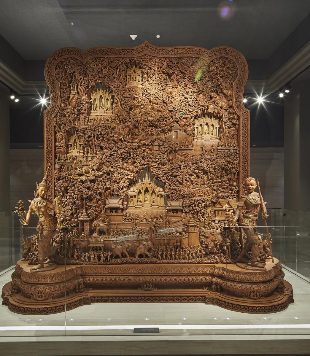 พิพิธภัณฑ์ศิลป์แผ่นดิน จ.พระนครศรีอยุธยา พร้อมเปิดให้เข้าชมผลงานศิลปะชิ้นเอกทรงคุณค่า ๑๖ ก.ค.นี้