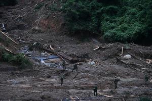 ญี่ปุ่นเตือนภัยฝนตกหนักระดับสูงสุดเพิ่มอีก 3 จังหวัด