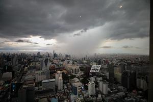 พยากรณ์อากาศวันนี้ อุตุฯ เตือน ใต้ฝนตกหนัก – กทม.มีปริมาณฝน 20%