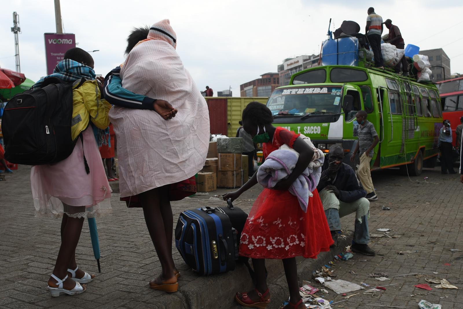 """เด็กวัยรุ่นในเคนยา """"ตั้งครรภ์"""" สูงขึ้น จากมาตรการล็อกดาวน์หยุดโรงเรียน"""