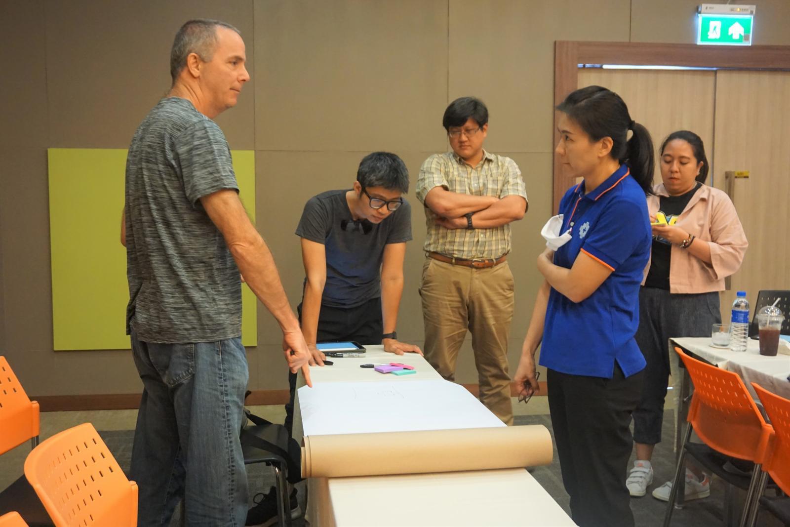 ม.หอการค้า - สอวช. เสริมศักยภาพผู้ประกอบการขับเคลื่อนนวัตกรรมชุมชนภาคเหนือ รุ่น2