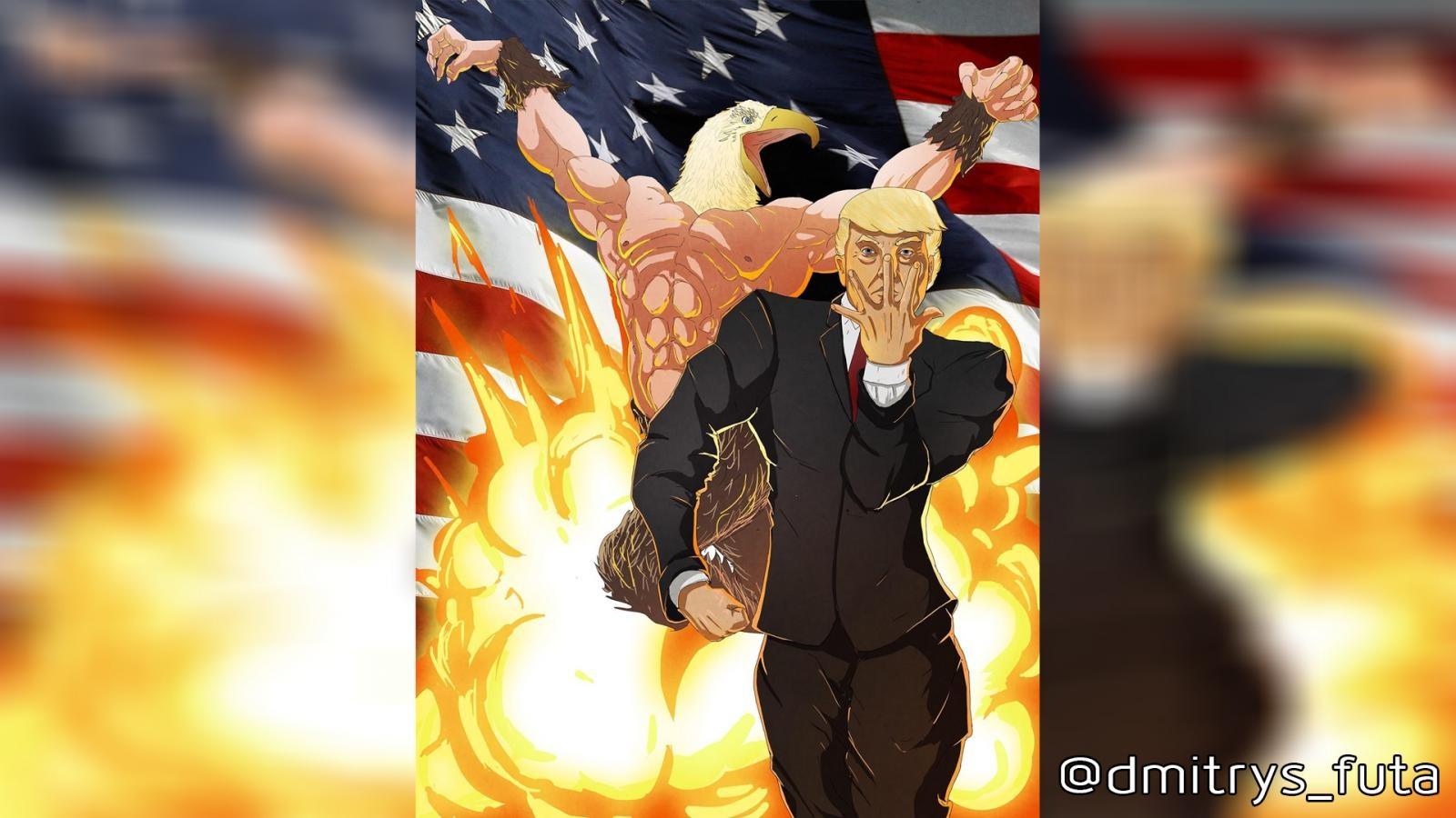 """กระแสตอบรับจากโลกออนไลน์หลัง """"ทรัมป์"""" ชนะเลือกตั้งปธน.สหรัฐฯ"""