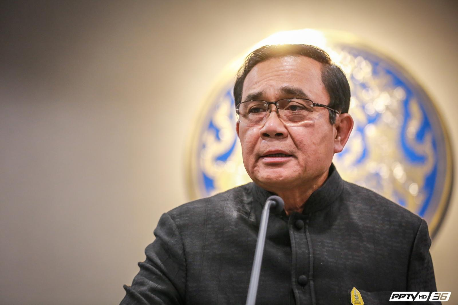นายกฯ ขอสื่อมีความสุข ร่วมสร้างสรรค์สังคมไทย เนื่องในวันนักข่าว