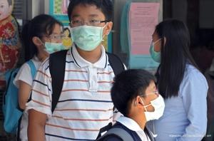 พบคนไทยไม่นิยมสวมหน้ากากอนามัยเมื่อป่วย - จามครั้งเดียวเชื้อกระจายไกล 3 ฟุต !!!