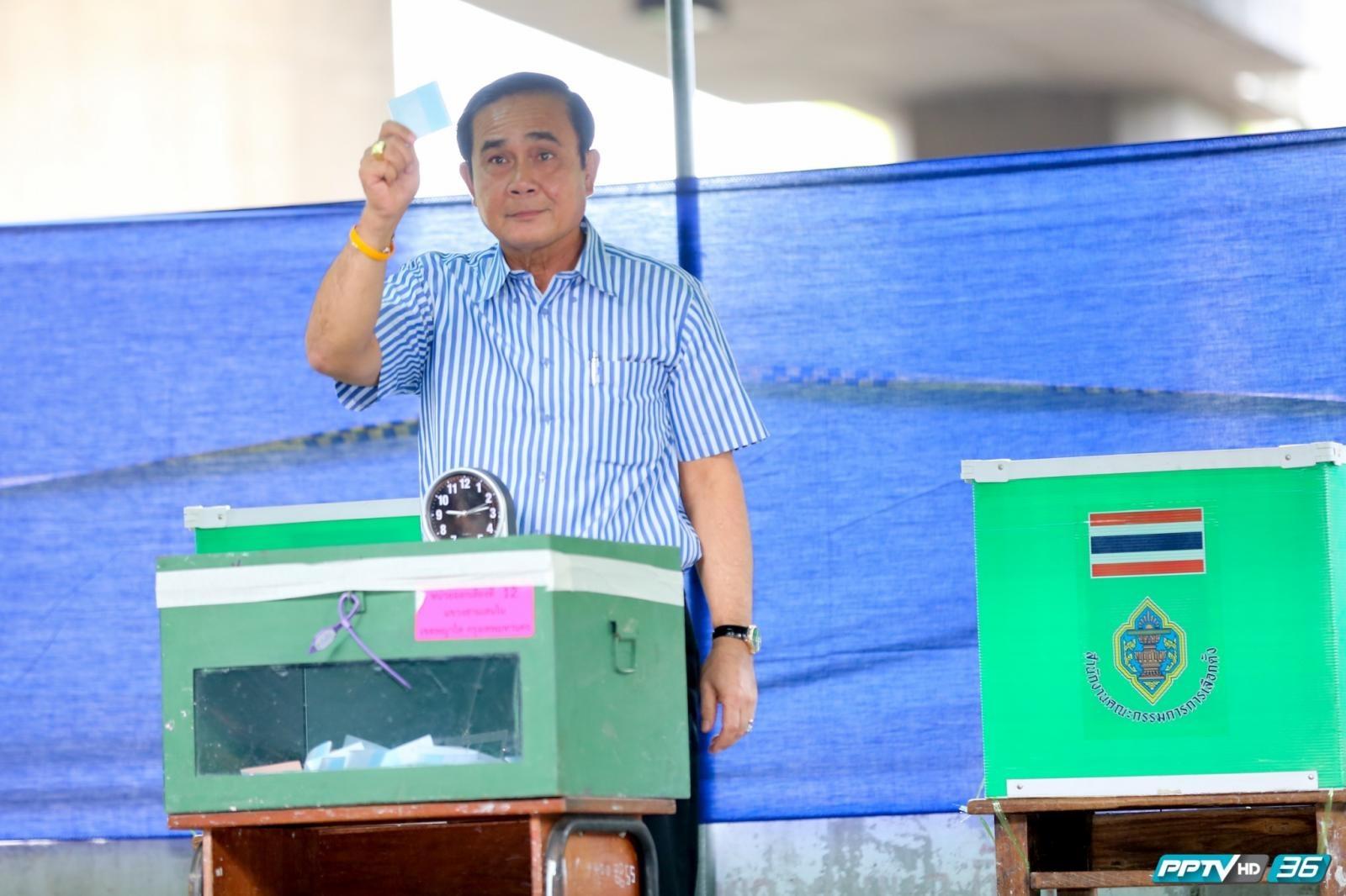 นายกฯ ชวนคนไทยลงประชามติกำหนดอนาคตประเทศ (คลิป)