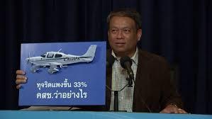 """""""วัชระ"""" จี้รัฐบาลเร่งสอบการซื้อเครื่องฝึกบินสถาบันการบินพลเรือน"""