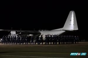 ทอ.- ญาติ จัดพิธีรับร่างนักบินกลับกรุงเทพ