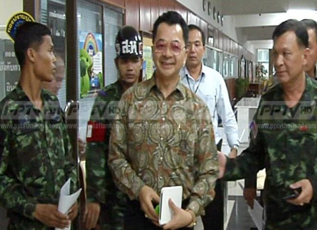 ทหารจับนายพล เก็บค่าคุ้มครองย่านพัฒน์พงษ์