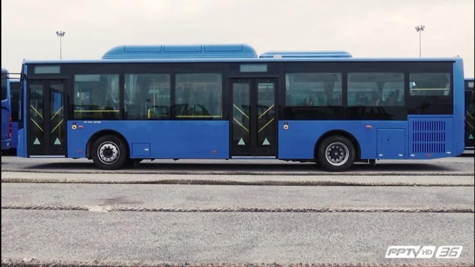 จับตาส่งมอบรถเมล์เอ็นจีวี