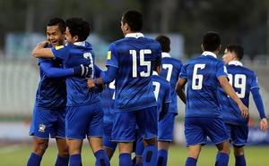 """""""ช้างศึก"""" บุกยันเสมอ """"อิรัก"""" 2-2 ทะลุรอบ 12 ทีมสุดท้ายในฐานะแชมป์กลุ่ม"""