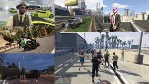 เปิดใจเหล่าเกมเมอร์.. จริงหรือไม่เกม GTA เป็นบ่อเกิดแห่งอาชญากรรม !