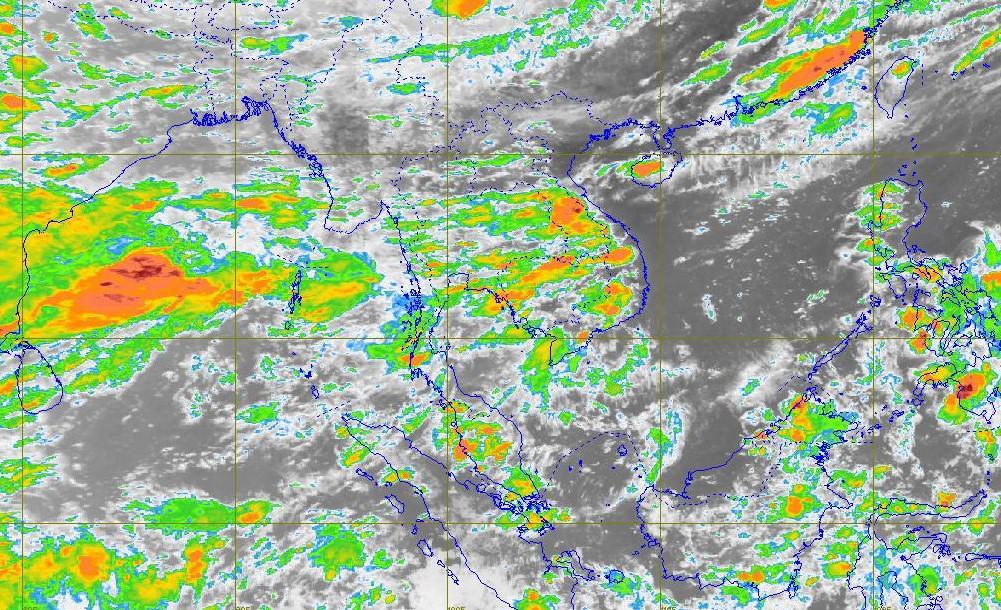 พยากรณ์อากาศวันนี้ อุตุฯ เผย ไทยฝนตกต่อเนื่อง - กทม.มีปริมาณฝน 40%